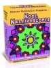 Thumbnail Kool Kaleidescopes Coloring Book