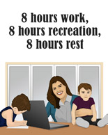 Product picture Work Life Balance