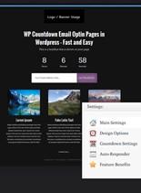 Product picture WordPress OptIn Countdown