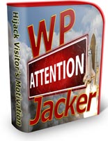 Product picture WordPress Attention Jacker